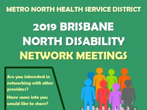 Brisbane North Disability Network Forums